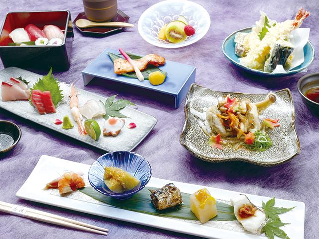 日本料理 志渡